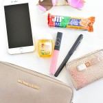 What's in my bag + every day essentials