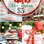 25 Handmade Christmas Gifts Under $5