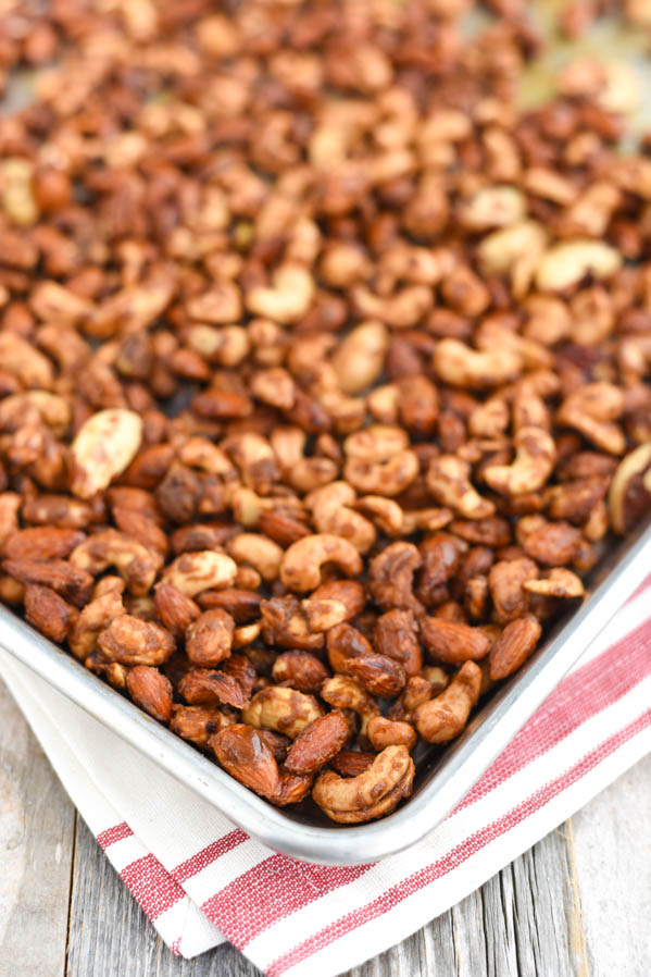 Spiced-Nuts