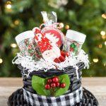 Handmade Baking Gift Basket