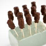 Chocolate Covererd Gummy Bears