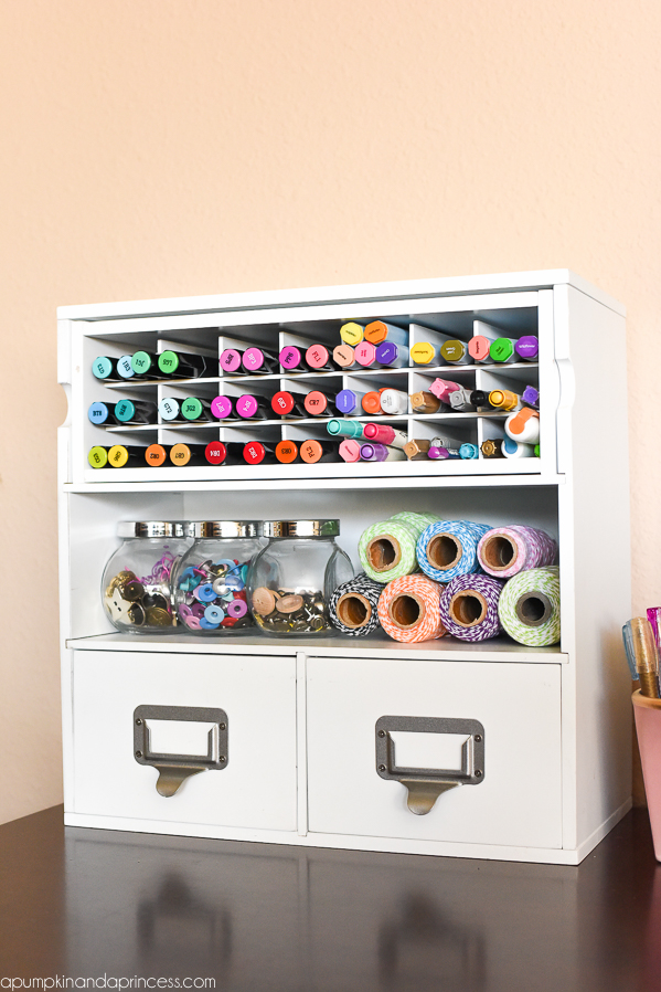Craft Room Organizer