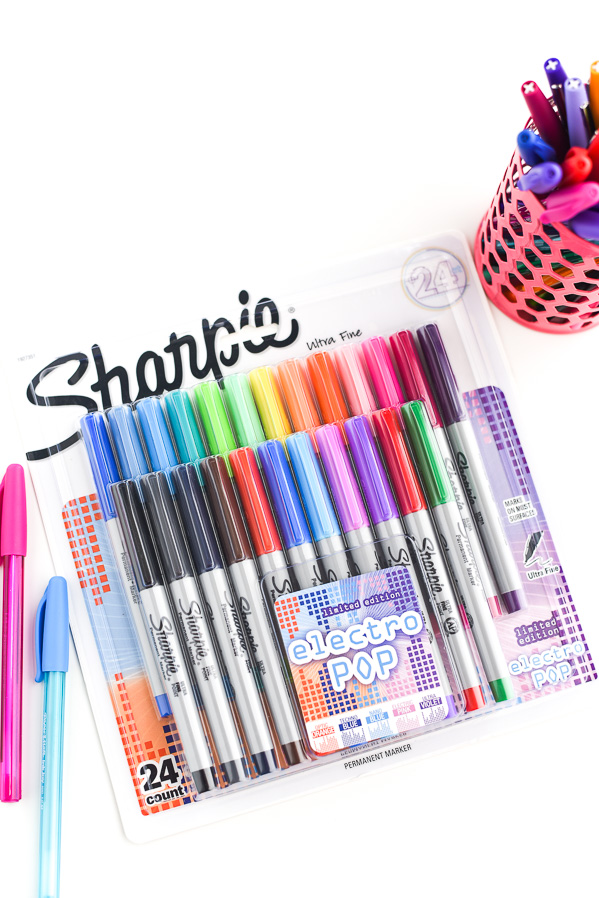 Sharpie Gift Ideas - Sharpie teacher gifts