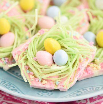 Cadbury Mini Eggs Candy Bark