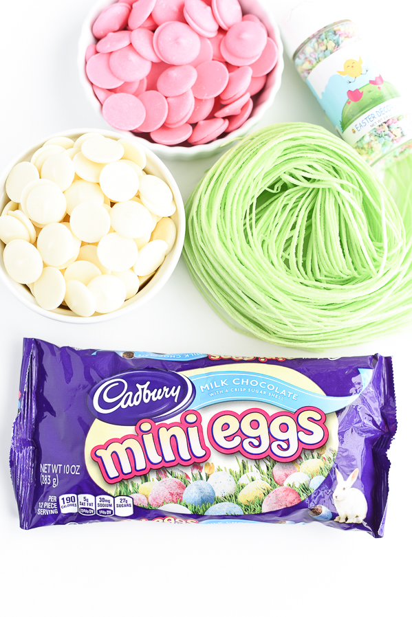 Cadbury Mini Eggs Candy Bark