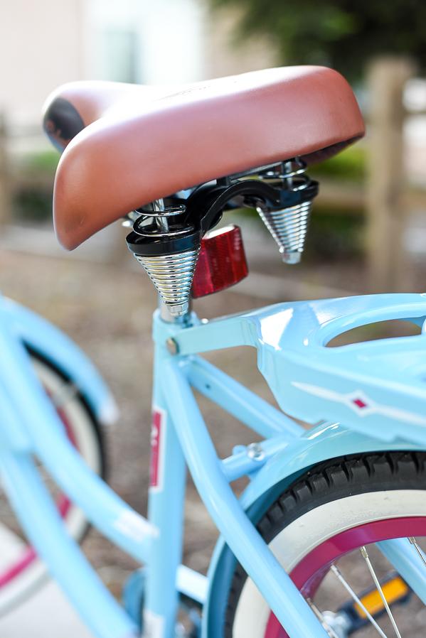 Mint Blue Cruiser Bike