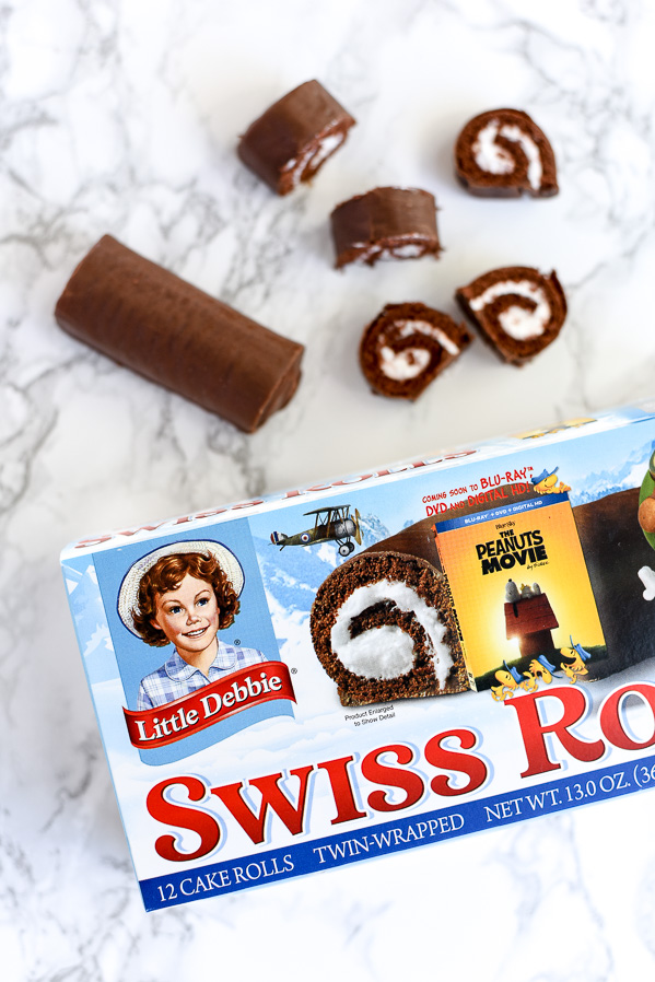 Swiss Rolls - Dessert Recipe