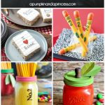 25+ Back to School Ideas