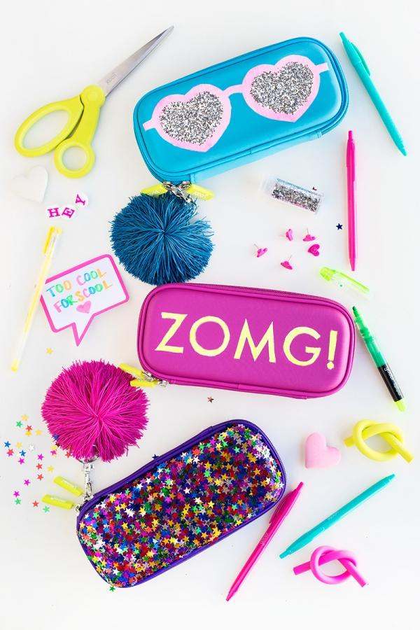 DIY-glitter-pencil-case