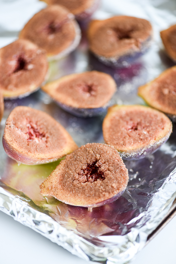 roasted spice figs