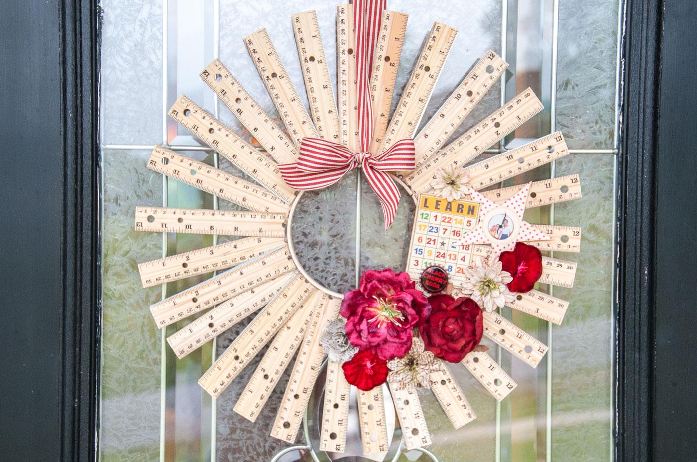 ruler-wreath