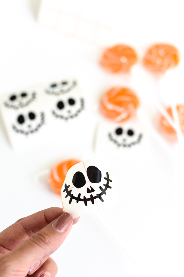 pumpkin vinyl pops