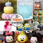 25+ Creative Pumpkin Decorating Ideas