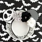 DIY Jack Skellington Mouse Ears