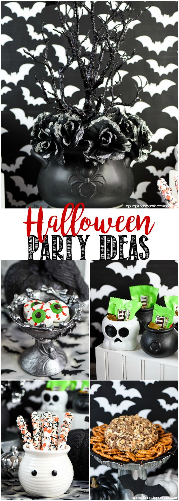 Halloween party ideas food decorations party favors for Halloween party favor ideas