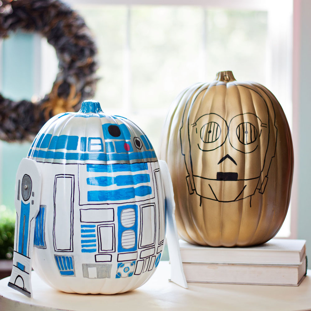 star-wars-pumpkins