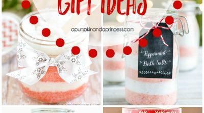 35+ Creative Mason Jar Gift Ideas