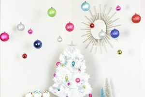 Merry & Bright Ornament Decorating Party