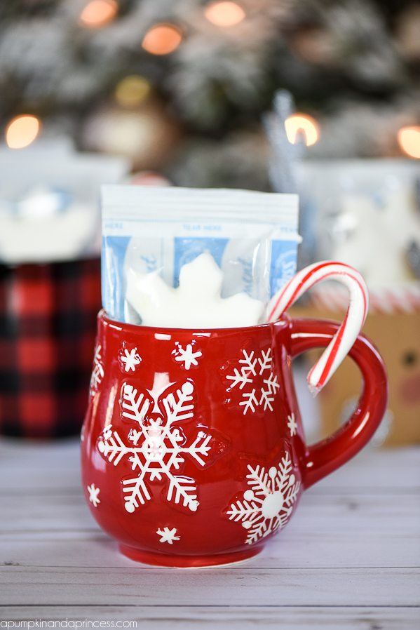 hot cocoa mug gifts