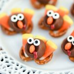 ROLO Pretzel Turkey Treats