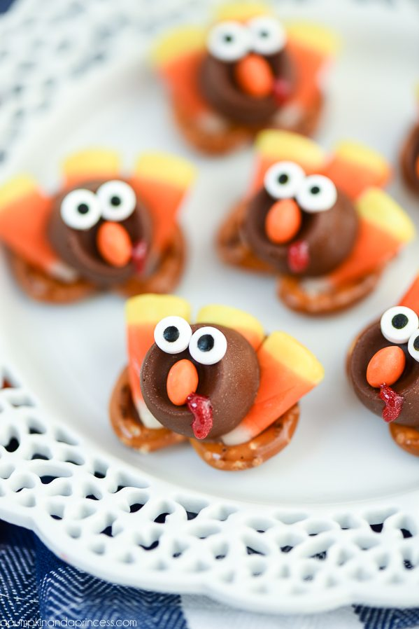 ROLO Pretzel Turkey Treats