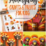 35 Thanksgiving Ideas for Kids