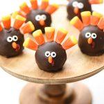 Turkey OREO Balls