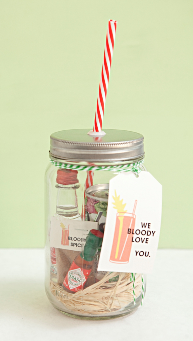 16 Christmas Mason Jar Gifts (Part 2)