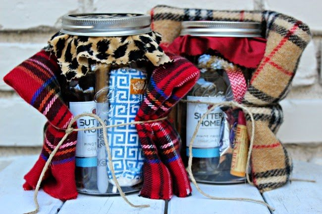 Mason Jar Gifts