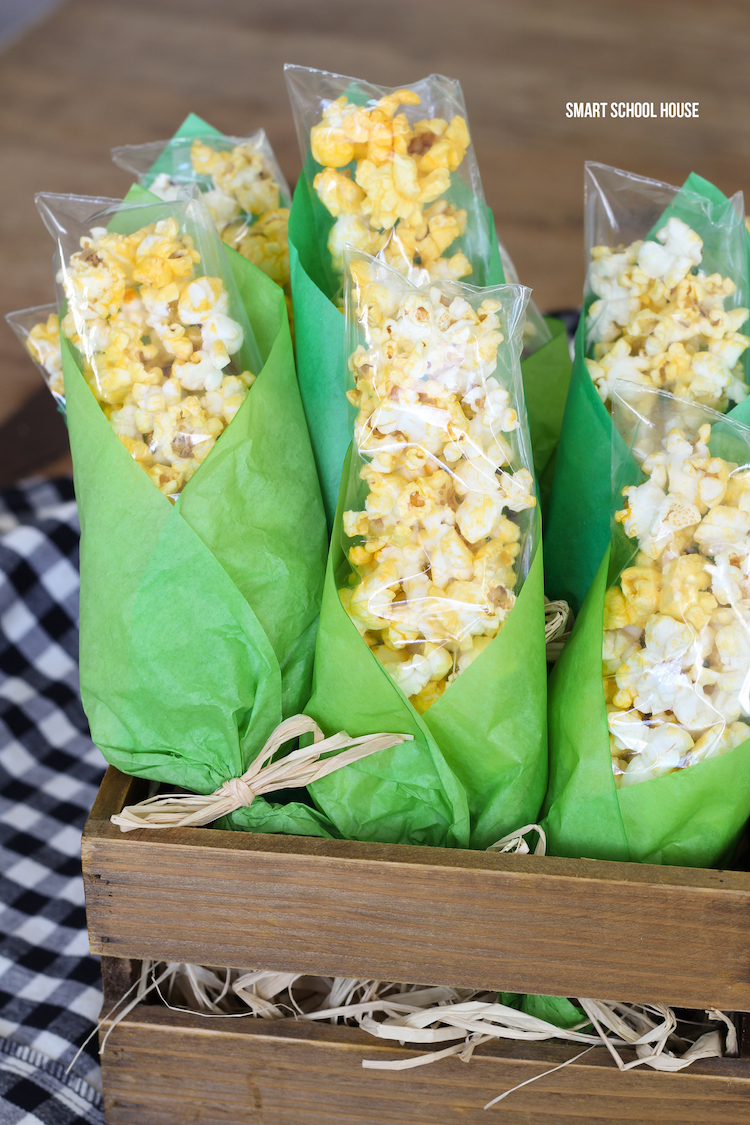 Popcorn Corn On The Cob