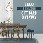 $1000 Rug Expedition Giveaway