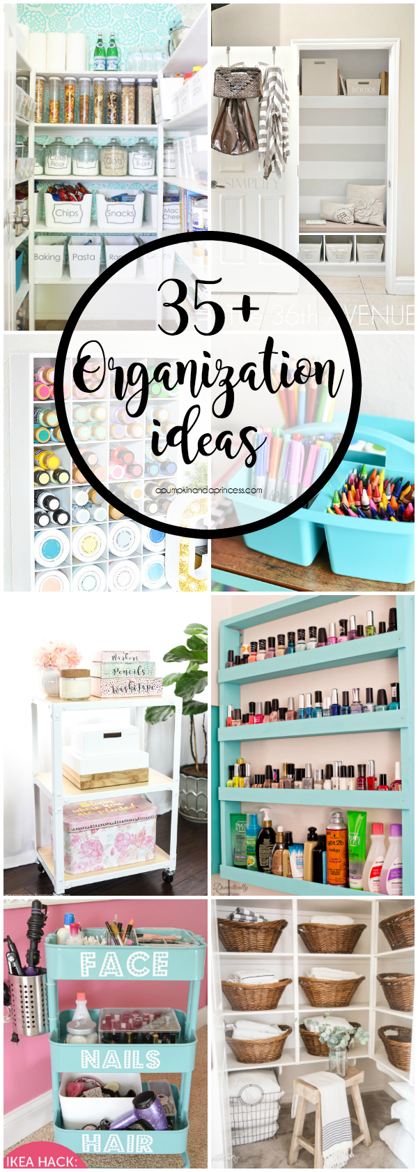 35 Organization Ideas