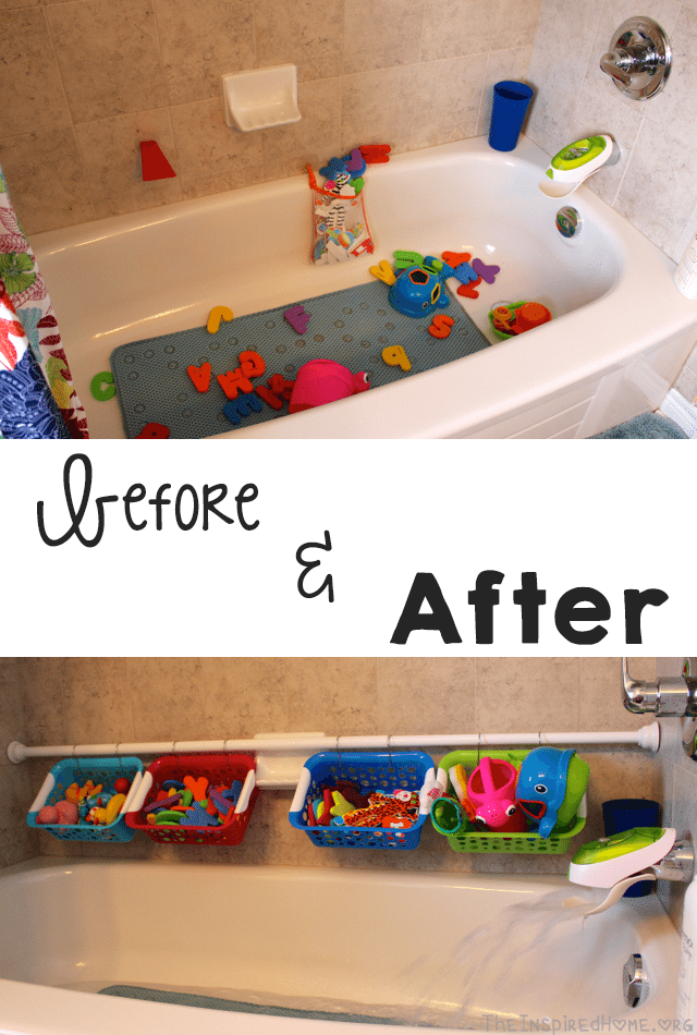 Kids Bathroom Storage Ideas Part - 20: A Pumpkin And A Princess