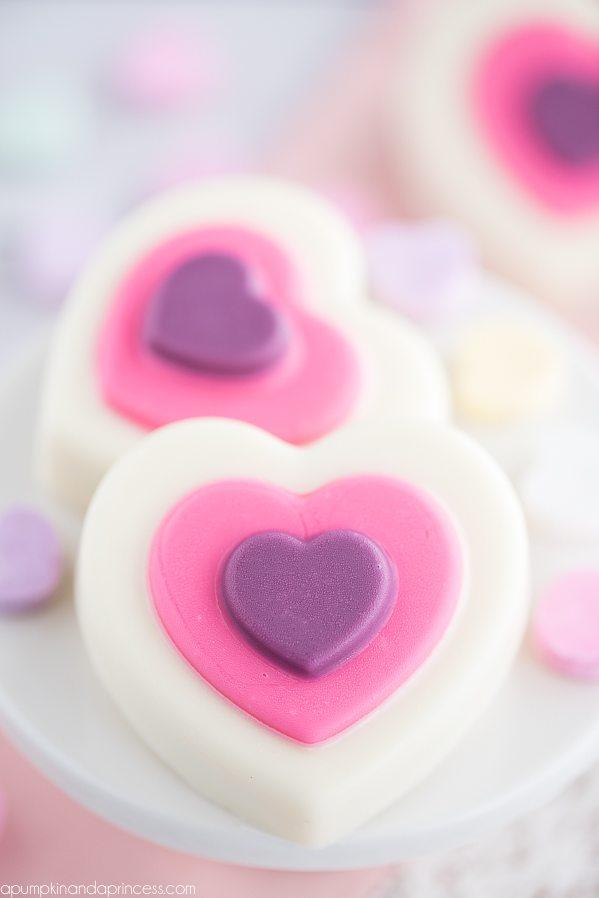 Covered OREO Hearts