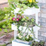 Flower Garden Cart