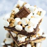 Rocky Road S'mores Bark