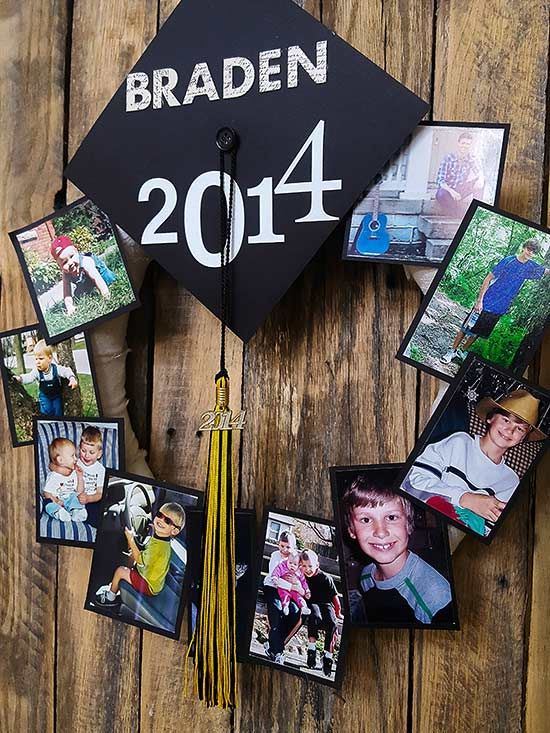graduation collage picture frame