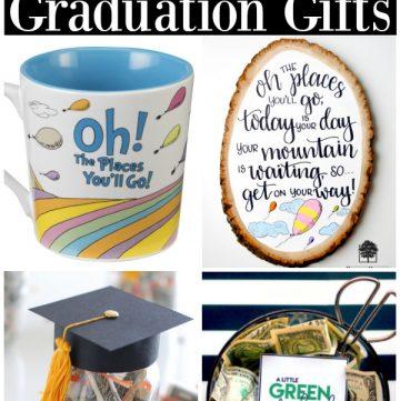 30 Creative Graduation Gift Ideas - graduation ideas for all ages