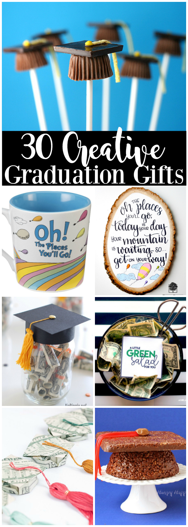 30 Creative Graduation Gift Ideas - graduation ideas for all ages
