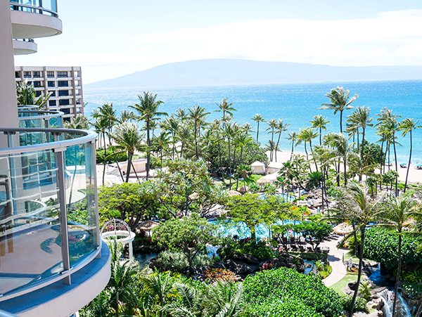 Maui family-friendly hotel
