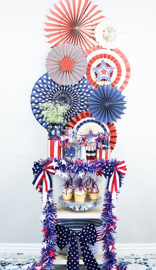 Red White Blue Party Ideas