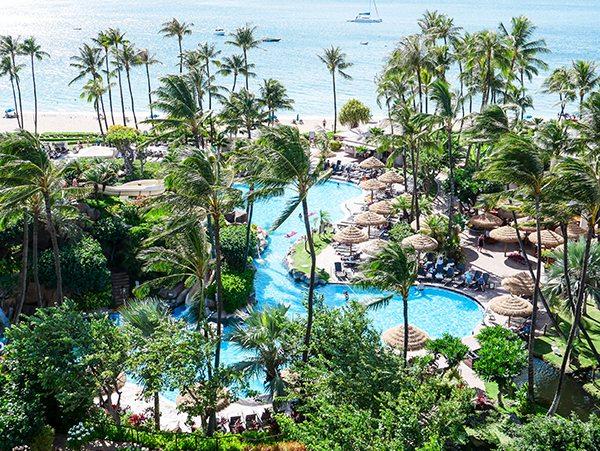 Maui Westin Hotel Review