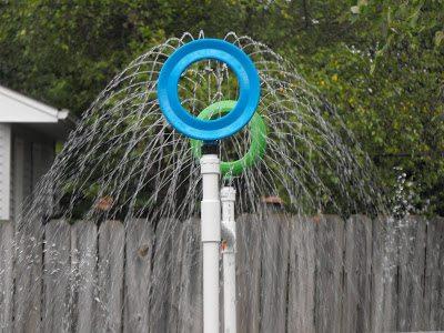 diy pvc sprinklers