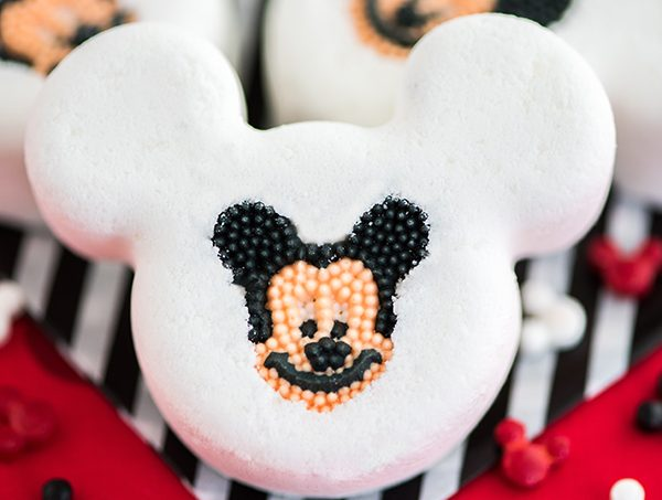 DIY Mickey Bath Bombs – how to make Mickey shaped bath bombs for kids infused with calming essential oils.