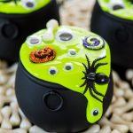 Cauldron Halloween Slime