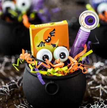 Non-Candy Halloween Ideas