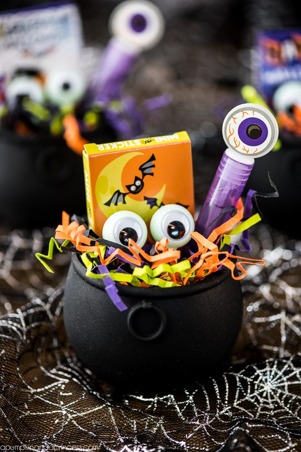 Non-Candy Halloween Ideas