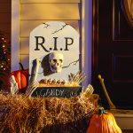 Home Depot Tombstone Candy Holder