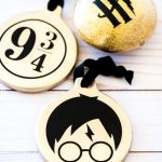 DIY Harry Potter Ornaments