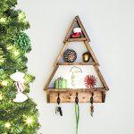 Home Depot Holiday Tree Shelf Workshop